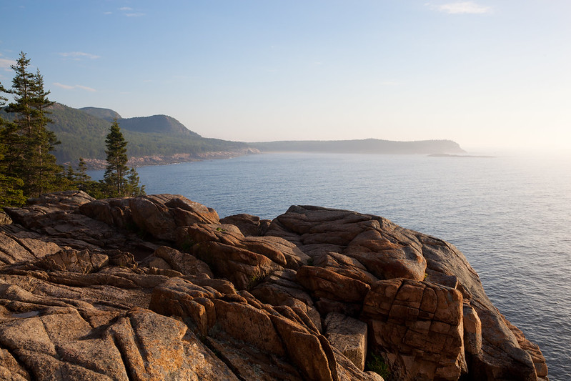 Maine Travels: Acadia National Park