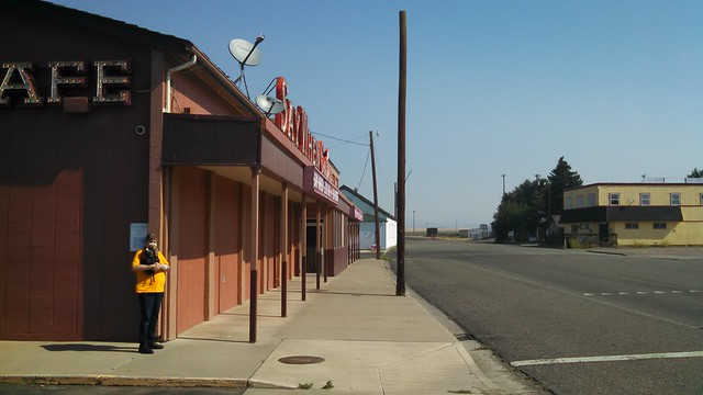 McDermitt NV. Oregon ahead. #SasquanOrBust