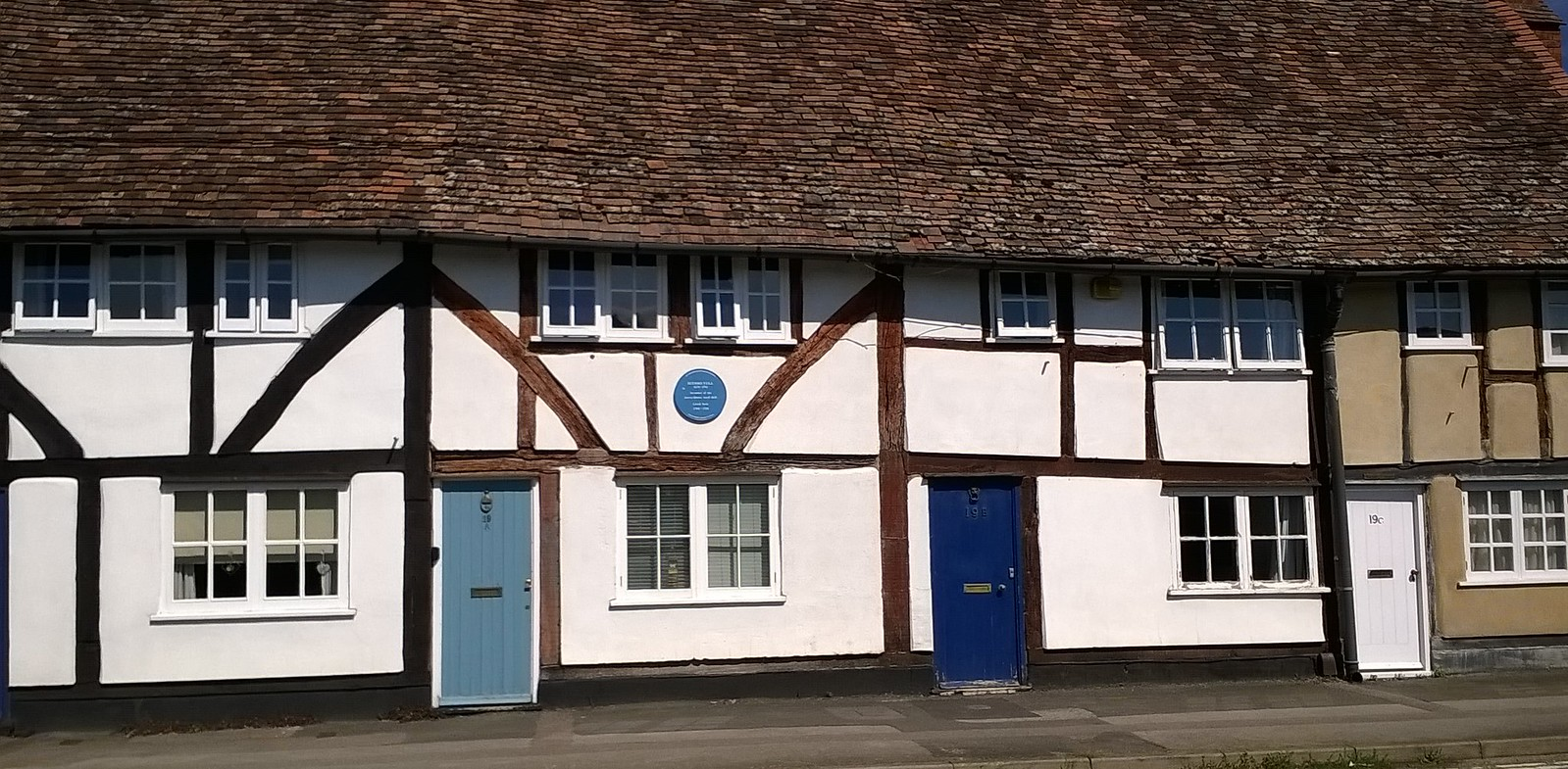 Jethro Tull's house Crowmarsh Gifford, Wallingford
