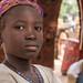Dogon girl, Mali by Mark William Brunner