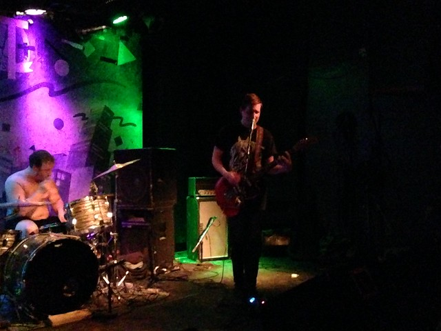 Noise for Toys at TT the Bears, 12/16/14
