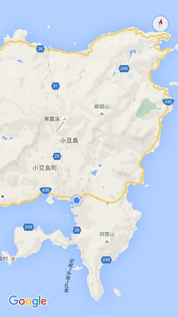 小豆島にて #8
