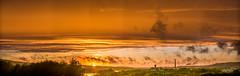 Golden Autumn Sunset | Kaunas