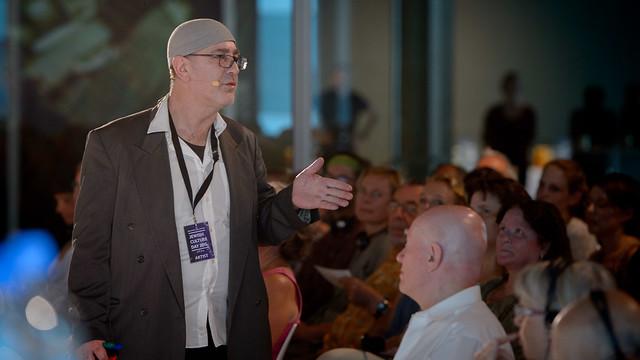 David Solomon (Gelehrter und Schrifsteller), Foto: Stephan Röhl