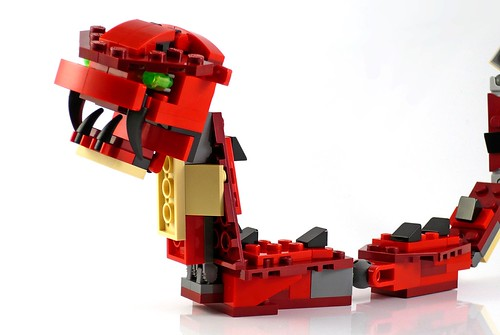 LEGO Creator 31032 Red Creatures 26