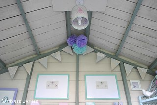 SUmmerhouse ceiling decor