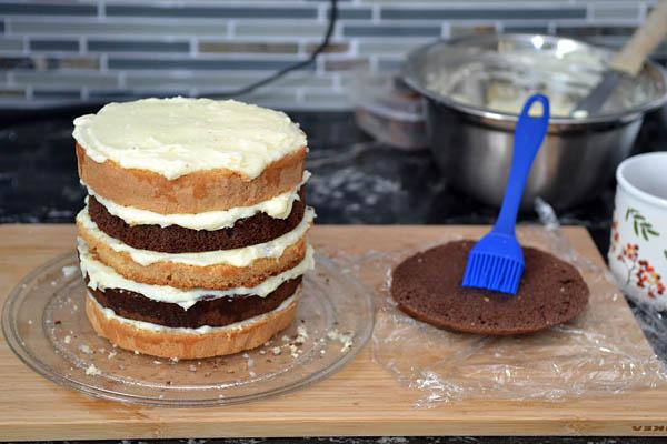 Заварной крем рецепт с фото для бисквита