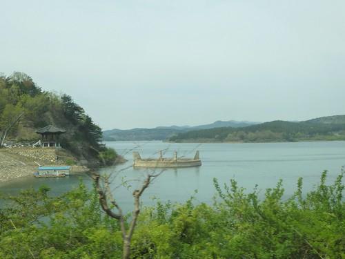 Co-Gyeongju-Côte Est-route (2)