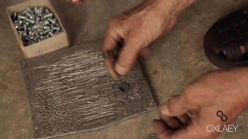 TIM MAN • Tinsmith Craftsman • George Town • MALAYSIA-9