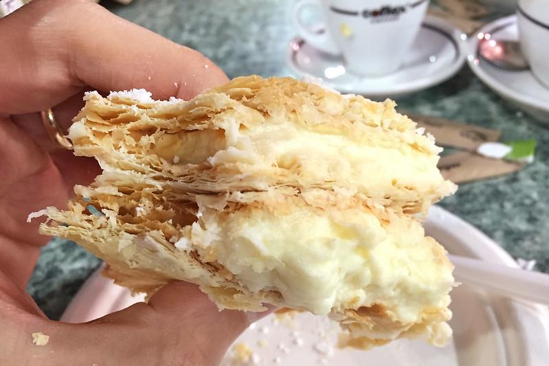 Vanilla slice, Providore
