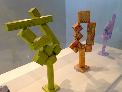 Decorative Paper Sculptures by Lauren Clay at Grounds for Sculpture