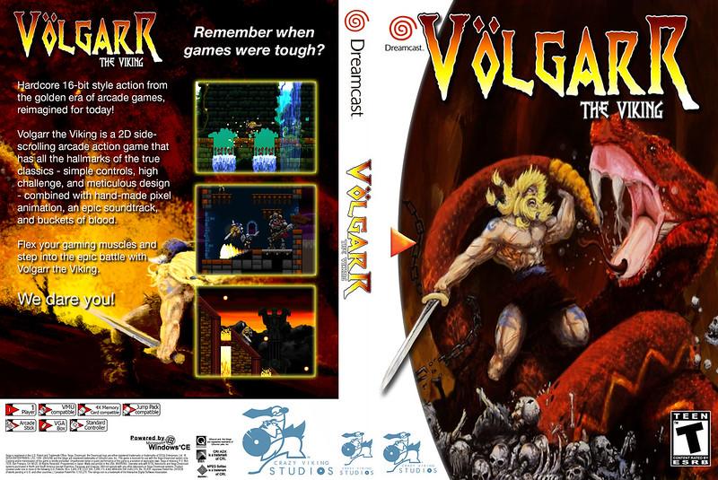 Volgarr til Dreamcast