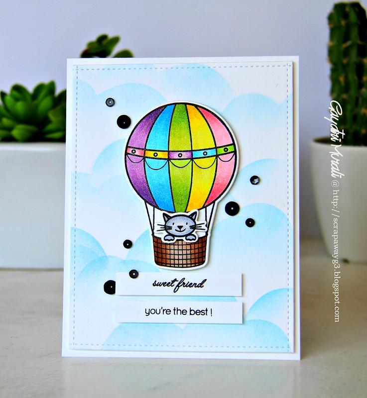 Sweet friend card
