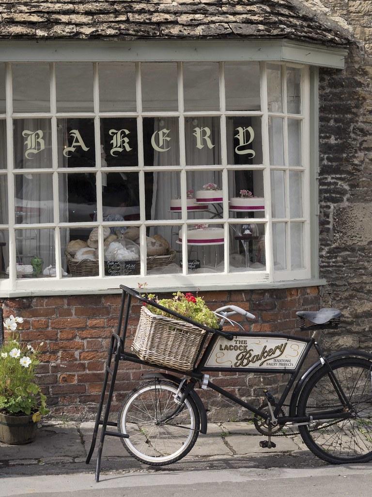 Lacock-bakery
