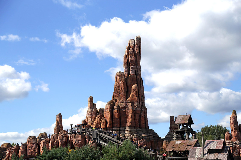 rollercoaster-Big Thunder Mountain-disneyland-paris