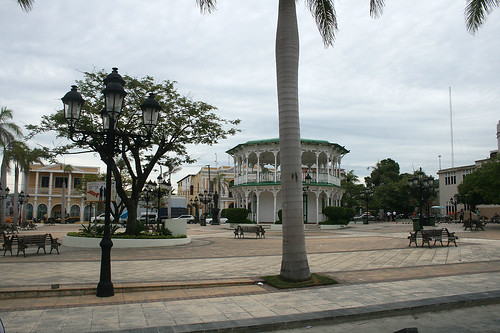 Parque de la Restauracion - Puerto Plata