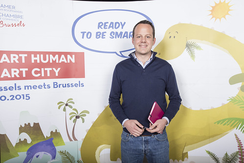2015.10.20 BECI Brussels meets Brussels Smart City