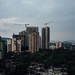 Bombay apartment view by Premshree Pillai