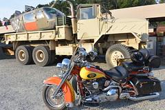 Motorcycle Harley Davidson 1994 Heritage Softail Army Surplus Jade 20151008_7694