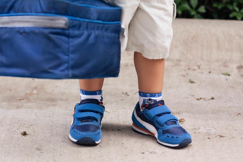 cute & little blog   dsw fall shoes   toddler boy puma