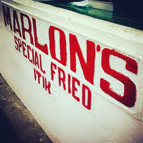 Marlon's Special Fried Itik