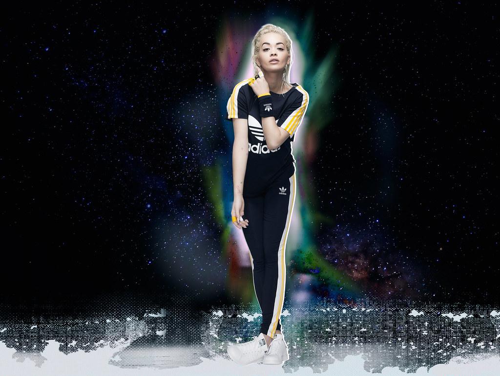 Рита Ора — Фотосессия для «Adidas» 2015 – 6