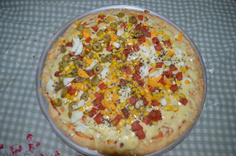 Pizza – Sem Glúten