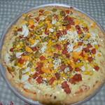 Pizza - Sem Glúten