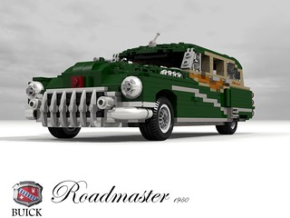 Buick 1950 Roadmaster Estate