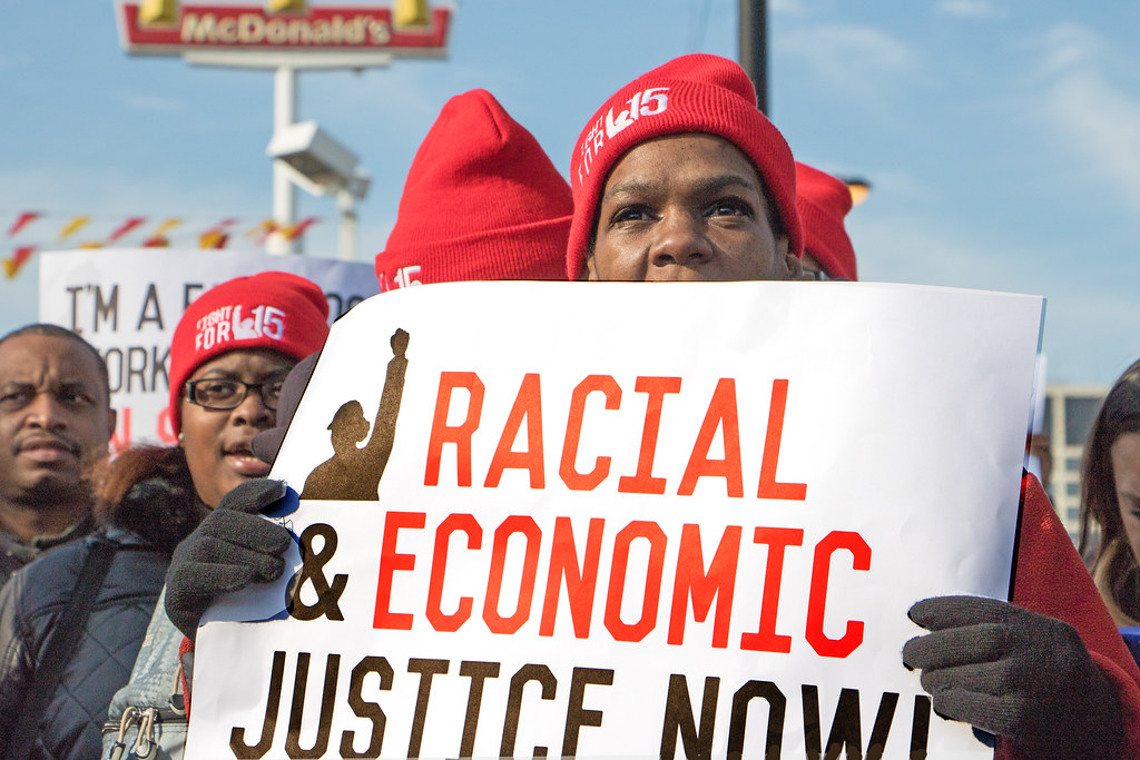 November 10: National Day of Action for economic & racial justice