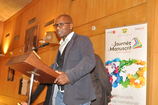 La Journée du Manuscrit Francophone 2015 à l'Unesco