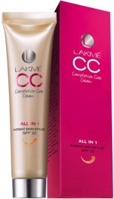 Best Fairness cream in India - Lakme CC Cream