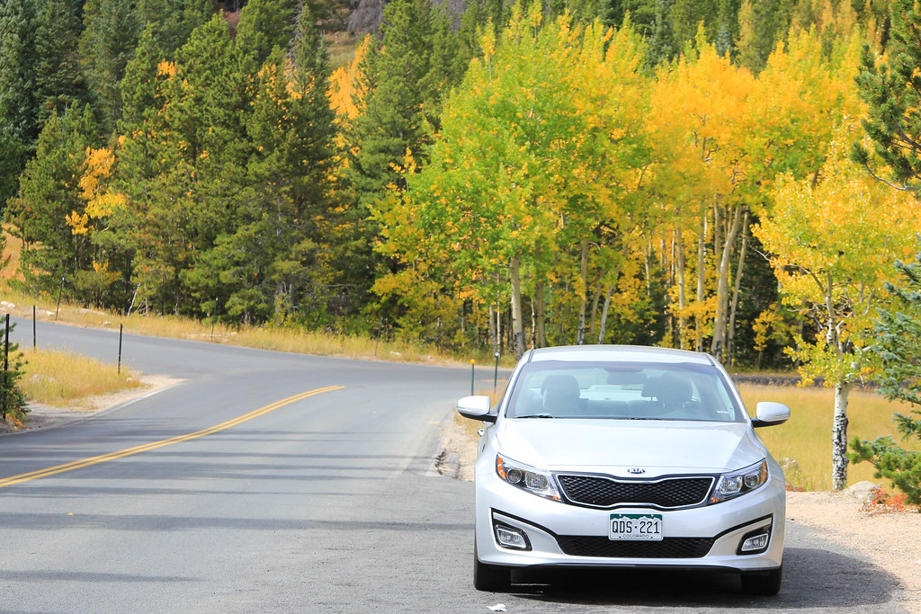 rental car, Aspens