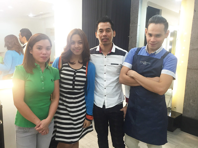 Patty Villegas - Jing Monis Salon - Holiday With The Press -6