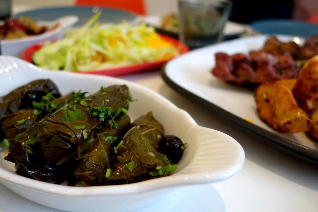 Dolma, Take Eat Easy, Zengi Restaurant