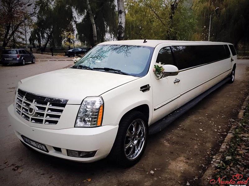 Прокат лимузинов в Молдове по самым низким ценам акция -30%