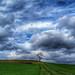 Dance of the clouds by RainerSchuetz