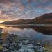 Loch Mullardoch. by Gordie Broon.