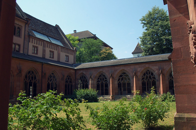 Münster, Basel, CH