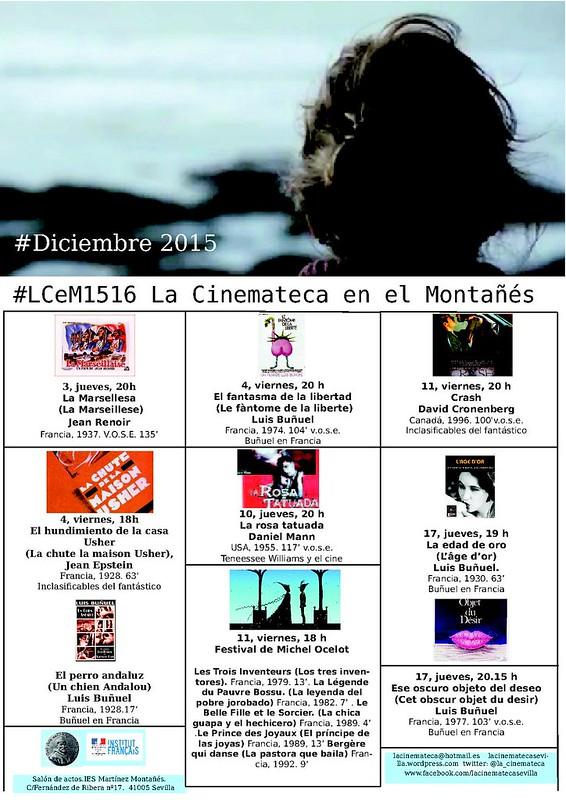#LCeM1516 Diciembre