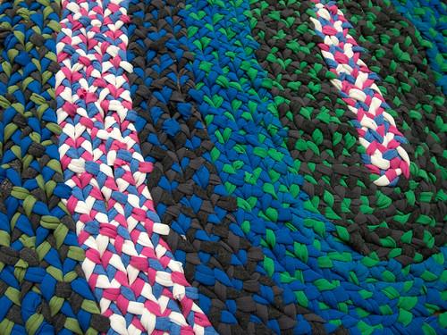 Braided rug number three