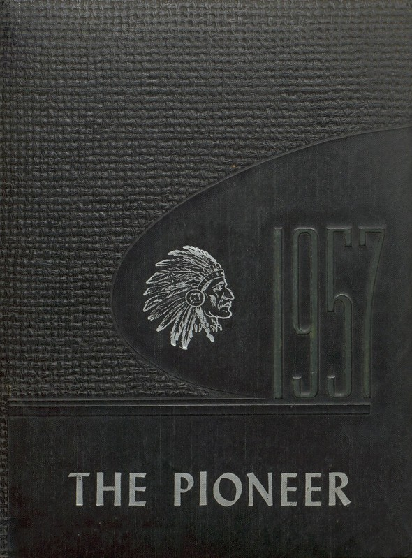 1957 Wurtland High School Yearbook