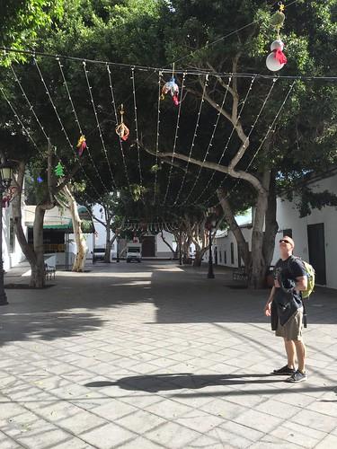 Haria pedestrian corridor