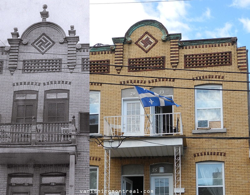 Vanishing Montreal Before After Avant Apr 232 S Troy