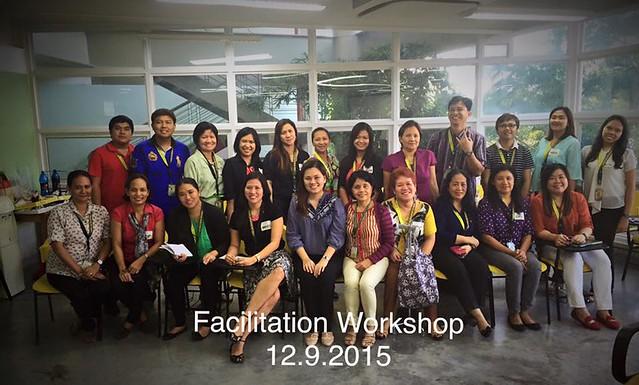 LLDA- facilitation