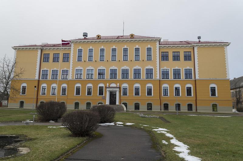 Valkas ģimnāzija, 03.01.2015.