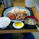 "the ""C Lunch"" combo Okinawa, JAPAN"