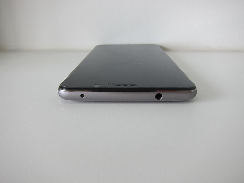 Huawei Mate 9 - Top