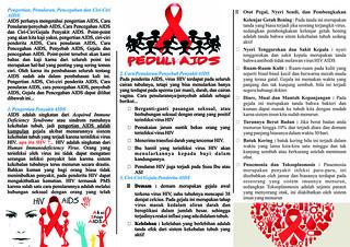 AIDS MTSN SRONO2 - indrasudharma - Flickr