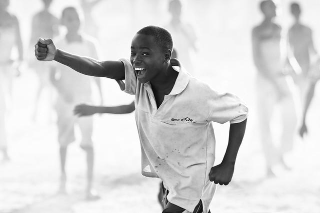Street soccer, Tanzania